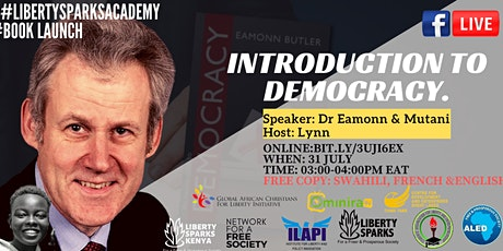 Introduction to Democracy Book Launch tickets