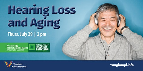 Hearing Loss and Aging tickets