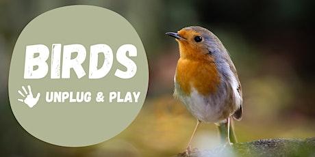 Unplug & Play - Crafty Thursdays: Birds tickets