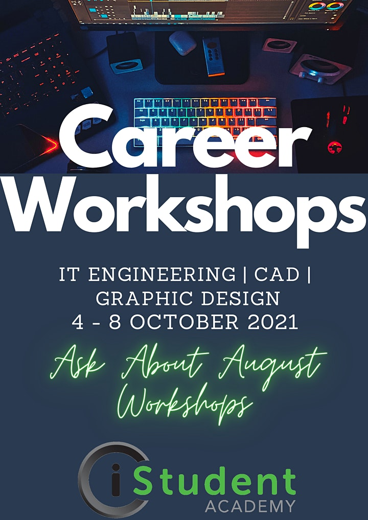 iStudent Academy CPT | Careers Workshop image