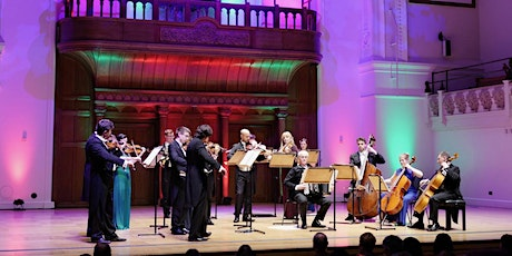 London Concertante Concert in Birmingham: Four Seasons by Candlelight tickets