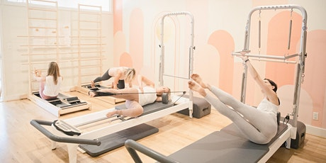 Niche Pilates Studio Open House tickets