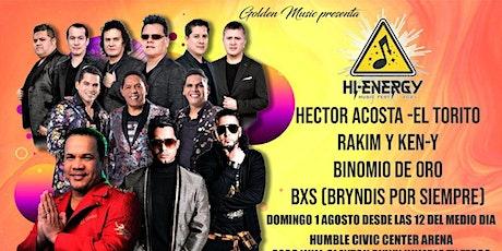 HI ENERGY MUSIC FEST 2021!!! tickets