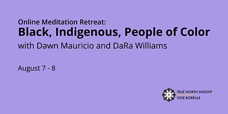Black, Indigenous, People of Color Retreat tickets