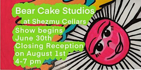 Art Exhibit and Gallery: Bear Cake Studios tickets