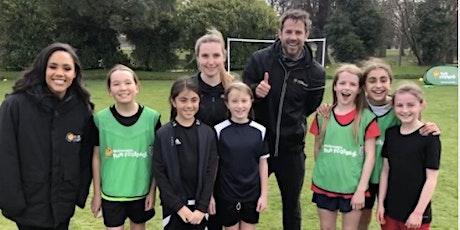 Girls Football Holiday Camp - Twickenham tickets