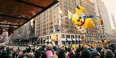 Thanksgiving Parade Brunch tickets
