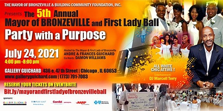 5th Annual Mayor & First Lady Fundraiser Ball at Gallery Guichard tickets