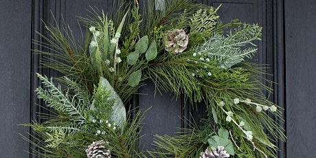 Floristry - Christmas Wreath Making tickets