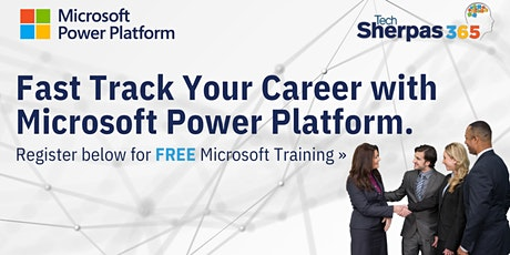 FREE Microsoft  Power Platform Training biglietti