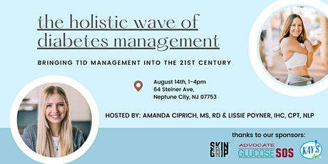The Holistic Wave of Diabetes Management tickets