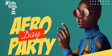 AFRO DAY PARTY LA tickets