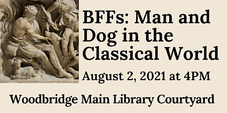 Best Friends Forever: Man and Dog in the Classical World tickets