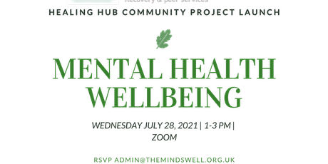 The Healing Hub Community Project tickets