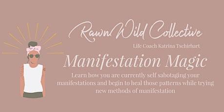 Manifestation Magic - Virtual Workshop tickets