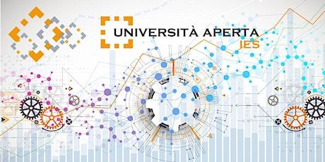 Università Aperta IES 2021 biglietti
