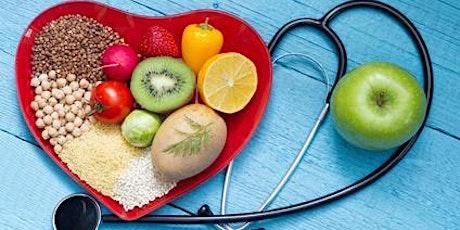Coeur et Nutrition : Un moteur pour votre santé- Atelier D191 billets