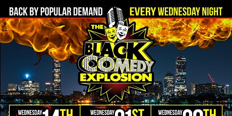 The Black Comedy Explosion tickets