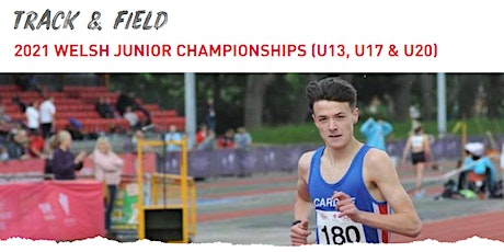 2021 WELSH JUNIOR CHAMPIONSHIPS (DAY 1) tickets
