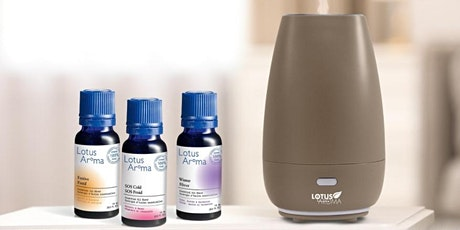 AROMATHERAPY ESSENTIAL OIL BLENDS  (NEW! Winter Blends, Roll ons, & Kit) tickets