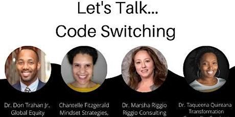 Let's Talk... Conversations on Race, Equity, & Belonging tickets