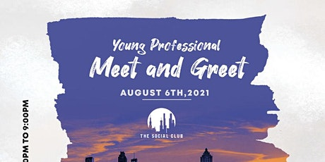 Young Professional Meet and Greet tickets