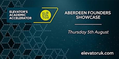 Aberdeen Academic Accelerator Showcase 2021 tickets