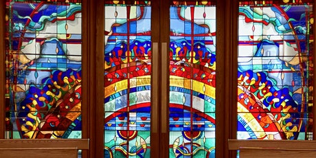 Stained Glass Treasures-The work of artist George Walsh tickets