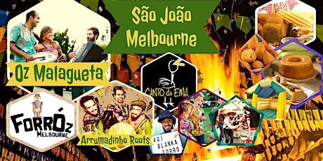 Sao Joao in Melbourne - Live Canto da Ema tickets