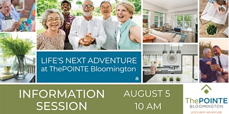 ThePOINTE Bloomington Info Session tickets