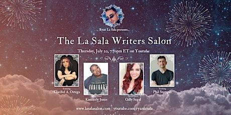 The La Sala Writers Salon - **JULY SURPRISE** - Postponed! tickets
