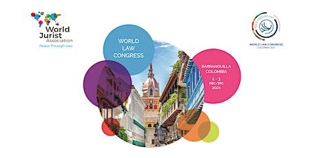 WORLD LAW CONGRESS 2021 entradas