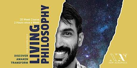 Living Philosophy - Discover, Awaken, Transform tickets