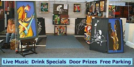 ART MARKET / ART FAIR EVERY SUNDAY! Crafts, Jewelry, Art etc. Full Bar too tickets