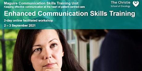Enhanced Communication Skills Training -  September 2021 tickets