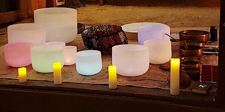 Deep Stretch Yin Yoga + Candlelight Sound Bath in Santa Monica tickets