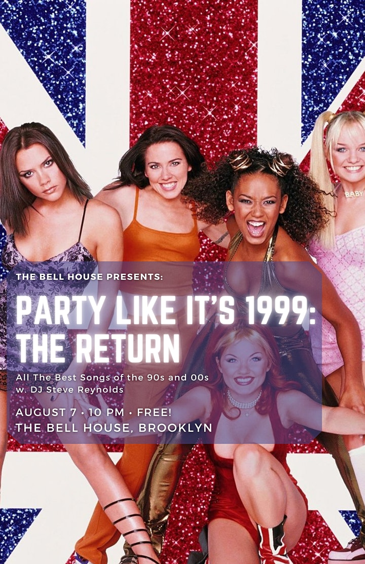 Party Like It's 1999: The Return! image