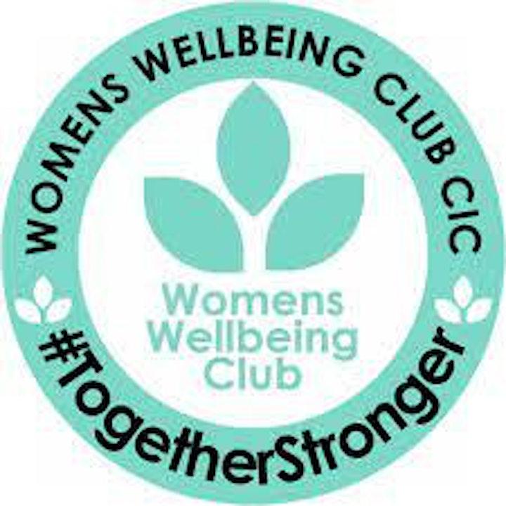Womans Wellbeing Club Peer Support Meeting image