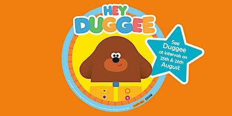 Meet Hey Duggee tickets