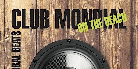 Club Mondial - On the Beach Tickets