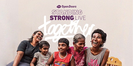 Standing Strong LIVE tickets