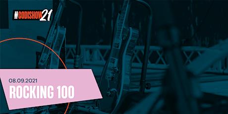 ROCKING100 | Codishow Off biglietti