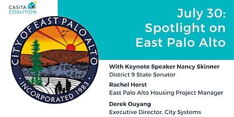 ADU Best Practices Webinar Series: Spotlight on East Palo Alto tickets