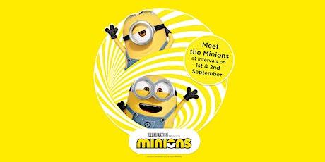 Meet the Minions tickets