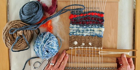 TAPESTRY WEAVING with Audrey Armstrong tickets