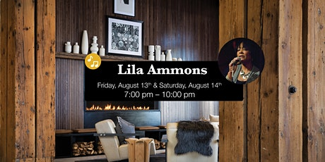 Lila Ammons LIVE at Umbra tickets