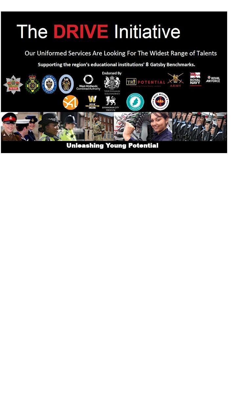 The WM DRIVE Initiative: Supporting WM region's  8 Gatsby Benchmark image