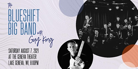 The Blueshift Big Band with Guy King tickets