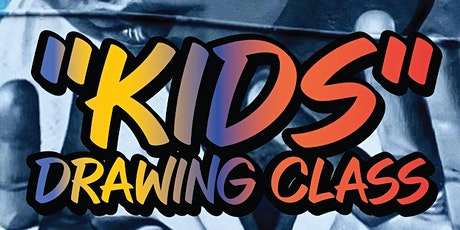 Sunday Kids Drawing Class at The Museum of Graffiti! tickets