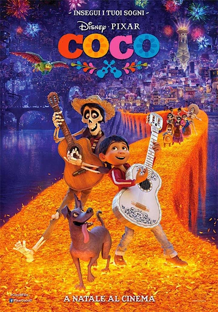 Immagine Cinema al parco: Coco